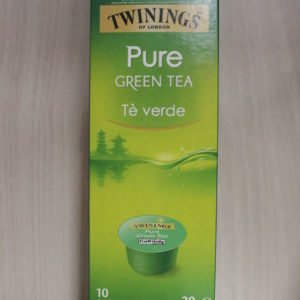 Caffitaly Tè verde tea Green Twinings