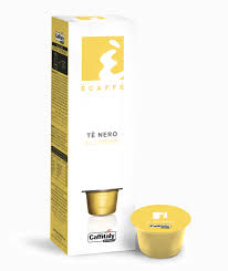 Caffitaly Tè Nero al limone