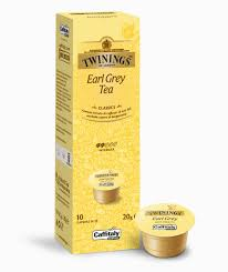 Caffitaly Tè neri  Early Grey Twinings