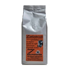 Miscela Zabardi kg. 1- 75% arabica-25% robusta