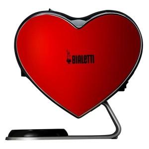 Bialetti cuore caffè capsula