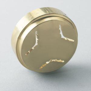 Kenwood trafila in bronzo per conchigliette