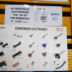 kit componenti elettronici per hobbistica